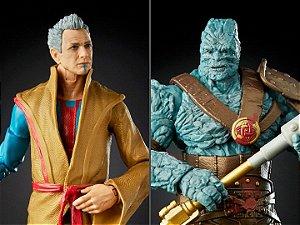 Grão Mestre & Korg Thor Ragnarok Marvel Legends Hasbro Original