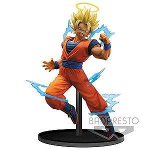 Son Goku Super Saiyajin 2 Dragon Ball Z Dokkan Battle Banpresto Original