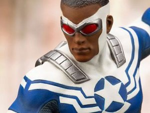 Sam Wilson Captain America Marvel Comics Arfx + Kotobukiya Original