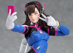 D.va Overwatch Figma Good Smile Company original