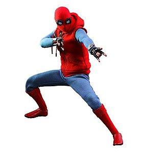 Homem aranha Homemade Suit Homem aranha Longe de Casa Movie Masterpiece Hot Toys Original