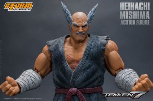 Heihachi Mishima Tekken Storm Collectibles Original