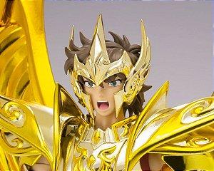 Aioros de Sagitário Cavaleiros do Zodiaco Saint Seiya Soul of Gold Cloth Myth Ex Bandai Original