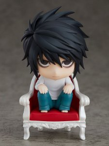 L versão 2.0 Death Note Nendoroid Good Smile Company Original