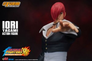 Iori Yagami The King of Fighters 98 Storm Collectibles Original