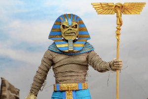 Eddie Pharaoh Iron Maiden Neca Original