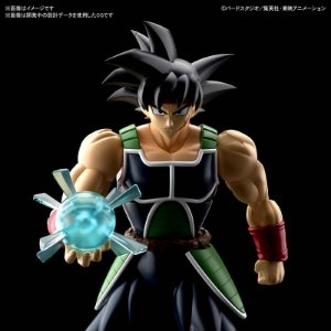 Bardock Dragon Ball Z Figure-rise Bandai Original