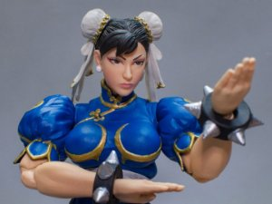 Chun Li Street Fighter V Storm Collectibles Original