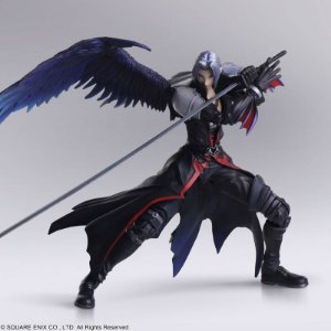 Sephiroth Another Form Final Fantasy Bring Arts Square Enix Original