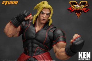 Ken Masters Street Fighter V Storm Collectibles Original