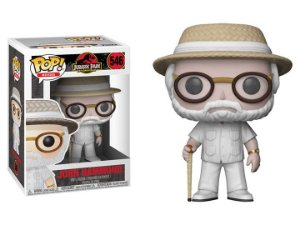 John Hammond Jurassic Park Pop! Movies Funko original