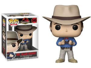 Dr. Alan Grant Jurassic Park Pop! Movies Funko original