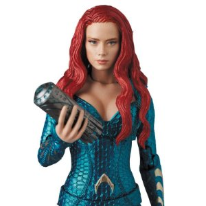 Mera Aquaman MAFEX No.115 Medicom Toy Original
