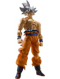 Son Goku Instinto Supremo Dragon Ball Super S.H. Figuarts Bandai Original