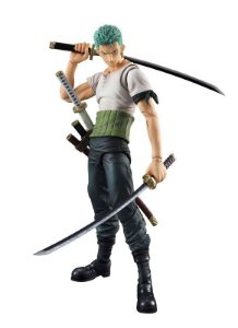 Roronoa Zoro Past Blue One Piece Variable Action Heroes Medicom Original
