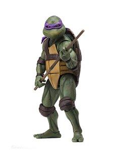 Donatello Tartarugas Ninja o filme 1990 NECA Original