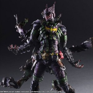 Coringa DC Comics Batman Rogues Gallery Play Arts Kai Variant Square Enix Original