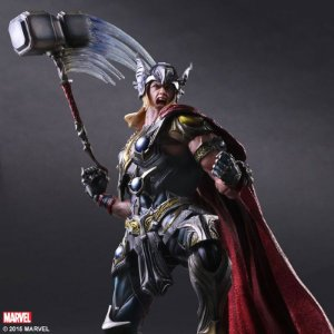 Thor Marvel Universe Variant Play Arts Kai Square Enix Original