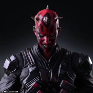 Darth Maul Star Wars Play Arts Kai Variant Square Enix Original