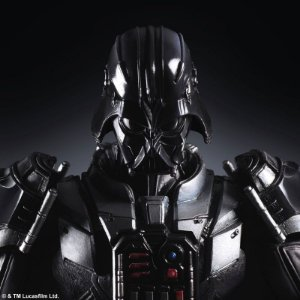 Darth Vader Star Wars Play Arts Kai Square Enix Original