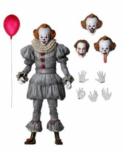 Pennywise IT Ultimate Neca Original