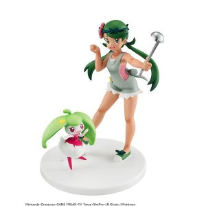 Mallow e Steenee Pokemon G.E.M. Series MegaHouse Original
