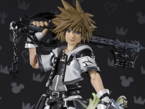Sora Final Form The Kingdom Hearts S.H. Figuarts Bandai Original