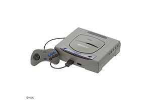 Sega Saturn HST-3200 Best Hit Chronicle 2/5 Plastic Model Bandai Original
