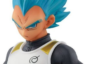 Vegeta Super Saiyajin God Super Saiyajin Dragon Ball Z Chouzoushu Banpresto Original