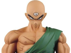 Tenshinhan Dragon Ball Z Chouzoushu Banpresto Original