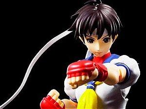 Sakura Kasugano Street Fighter IV S.H. Figuarts Bandai Original