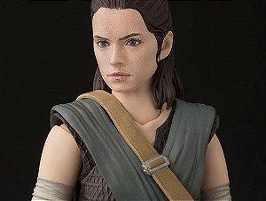 Rey Star Wars Os Ultimos Jedis S.H. Figuarts Bandai Original
