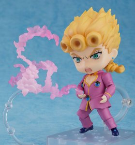Giorno Giovanna Jojo´s Bizarre Adventure Nendoroid Medicos Entertainment Original