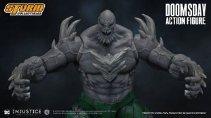 Doomsday Injustice Gods Among Us Storm Collectibles Original