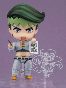 Rohan Kishibe Jojo´s Bizarre Adventure Nendoroid Medicos Entertainment Original