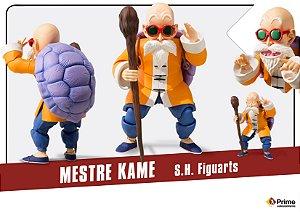 Mestre Kame Dragon Ball S.H. Figuarts Bandai original
