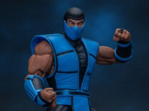 Sub-Zero Mortal kombat 3 Storm Collectibles Original