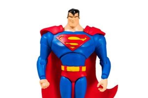 Superman The Animated Series DC Multiverse Mcfarlane Toys Original