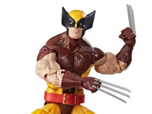 Wolverine X-Men Marvel Legends Retro collection Hasbro Original