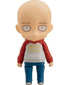 Saitama OPPAI Hoodie Ver. One-Punch Man Nendoroid Good Smile Company Original