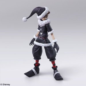 Sora Christmas Town Kingdom Hearts Bring Arts Square Enix Original
