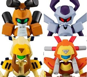 Medabots Perfect Collection Bandai Original