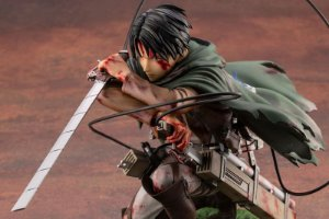 Levi Ackerman Fortitude ver. Attack on Titan Artfx J Kotobukiya Original