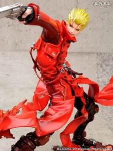 Vash the Stampede Trigun Badlands Rumble Artfx J Kotobukiya Original