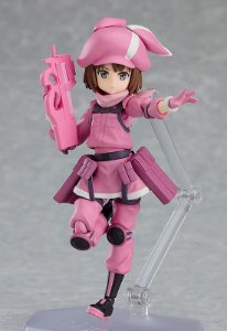 Karen Kohiruimaki Sword Art Online Alternative Gun Gale Online Figma Max Factory Original
