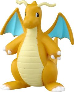 Dragonite Pokemon Moncolle MS-25 Takara Tomy original