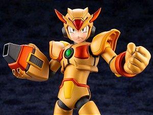 X Mega Man X3 Max Armor versão Hyper Chip Plastic Model Kotobukiya Original