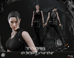 Lara Croft Tomb Raider Poptoys