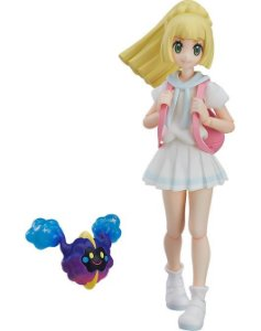 Lively Lillie Pokemon Figma Good Smile Company Original
