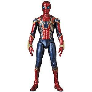 Aranha de Ferro Vingadores Ultimato Marvel Comics Mafex No.121 Medicom Toy Original